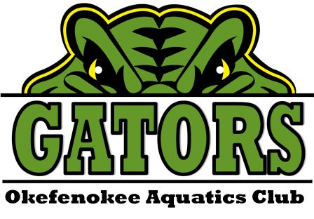 Okefenokee Aquatics Club Gators