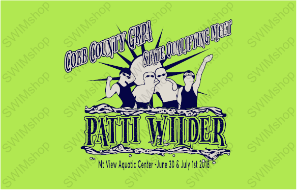 Pattie Wilder 2018 Solid Meet Tee THUMBNAIL