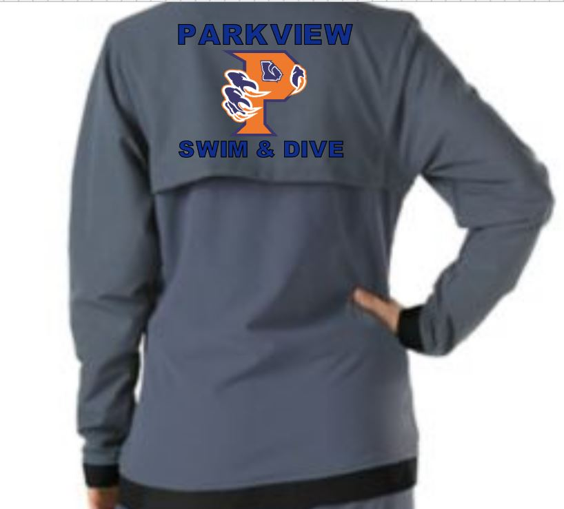 Parkview - FM Warmup Jacket w/team logo