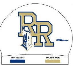 River Ridge - Silicone Team cap w/name set of 2 caps THUMBNAIL