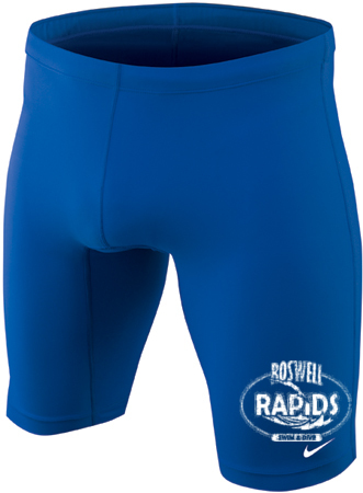 Roswell Rapids - Male Jammer w/logo SWATCH