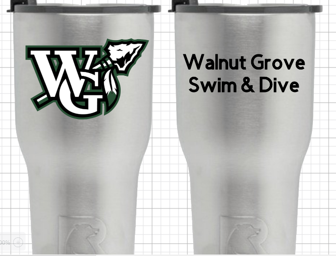 Walnut Grove  - Thermal Cup