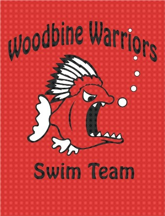 Woodbine Station Warriors Swim Team
