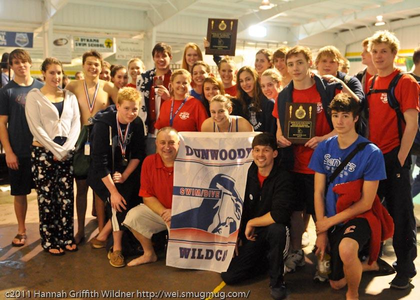 Dunwoody High School Swim Team