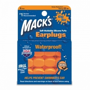 Mack's Pillow Soft Kids Ear Plugs