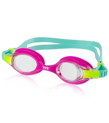 TYR Swimples kids' fit goggle MAIN