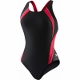 Speedo Taper Splice Pulse Back Adult Swimsuit