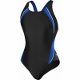 Speedo PowerFLEX ECO Taper Splice Pulse Back Adult Swimsuit Mini-Thumbnail