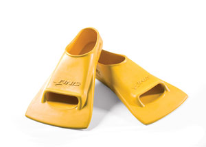 Zoomers Gold Short Training Fin