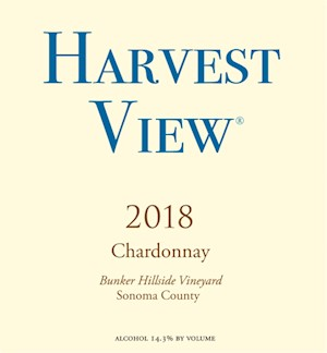 Harvest View Chardonnay 2018 MAIN