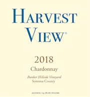 Harvest View Chardonnay 2018 THUMBNAIL