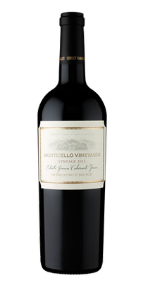Monticello Vineyards 2014 Cabernet Franc