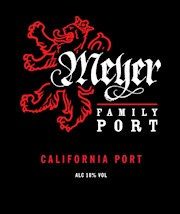 Meyer Family Port - Sonoma County THUMBNAIL