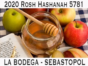 Rosh Hashanah Dinner 2020 MAIN