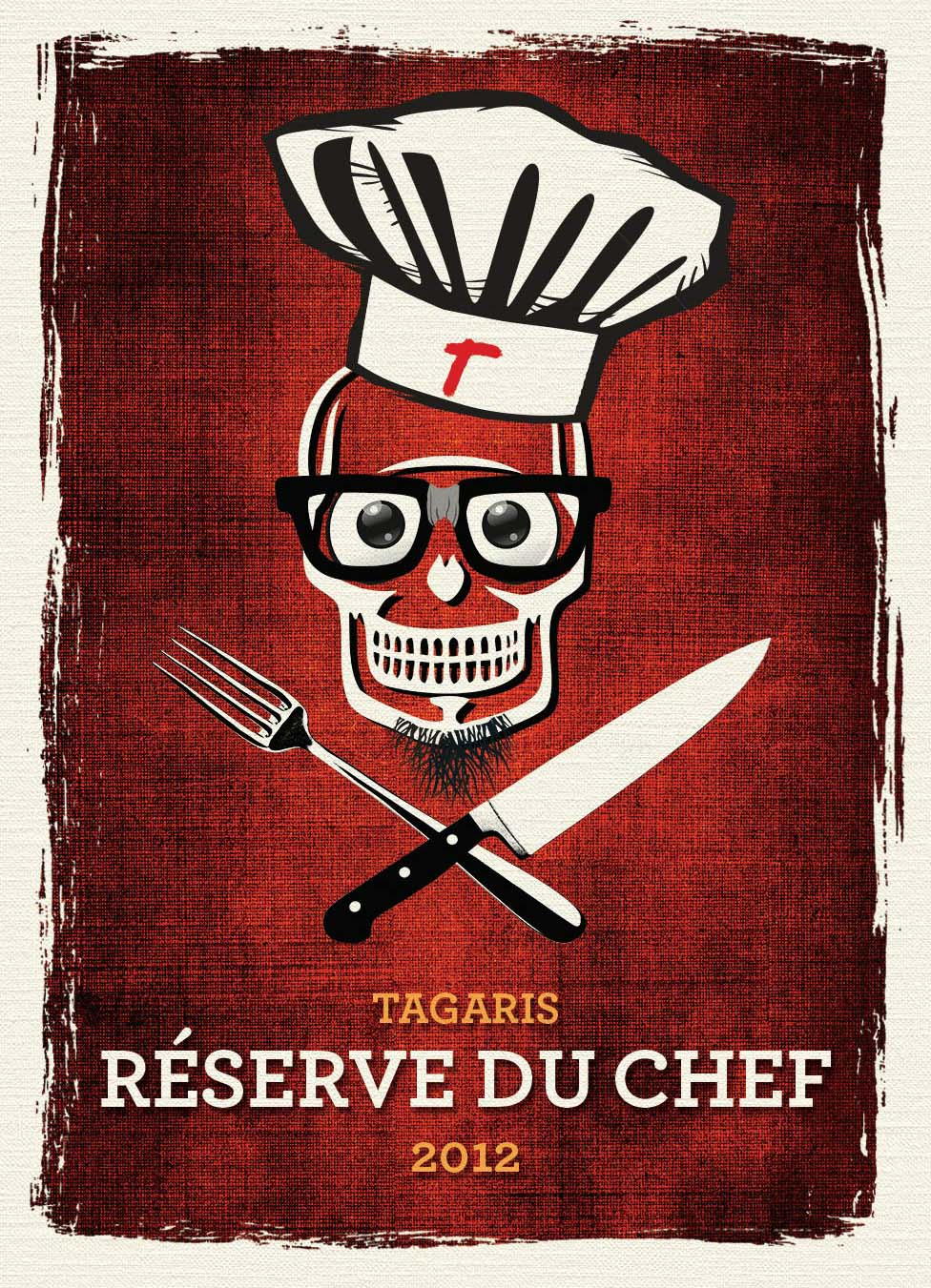 2012 Tagaris Winery Reserve du Chef