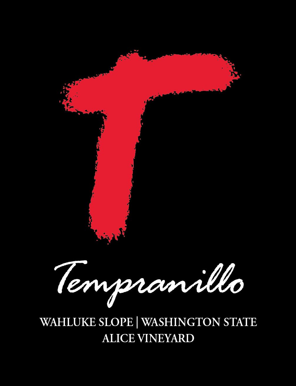 2015 Tempranillo MAIN