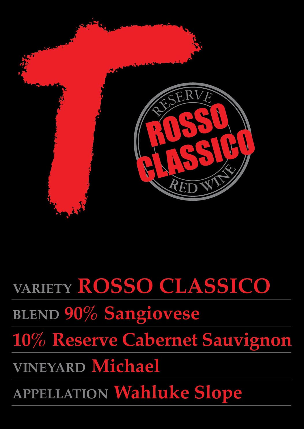 Reserve Rosso Classico THUMBNAIL
