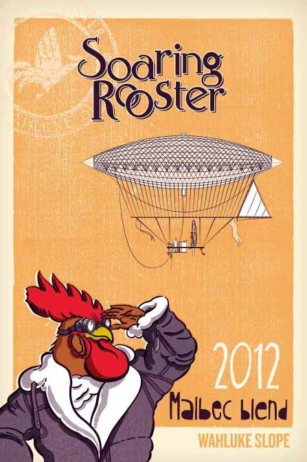 2015 Soaring Rooster Malbec MAIN