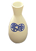 Tokkuri Short (4 oz) - Sake Serving Carafe