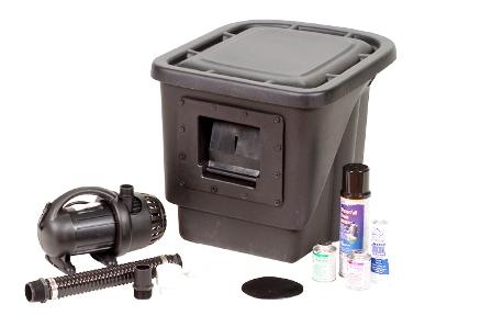 Aquascape pro fit mechanical skimmer pump combos for for Pond filter pump combo