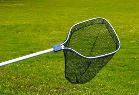 Extension Handle Net (6' - 18') for Control & Capture of Smaller Animals