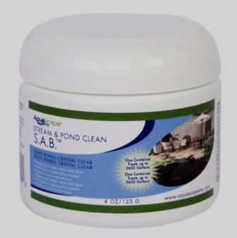 Aquascape SAB Stream & Pond Clean - String Algae Control for Water Garden, Stream, & Ponds