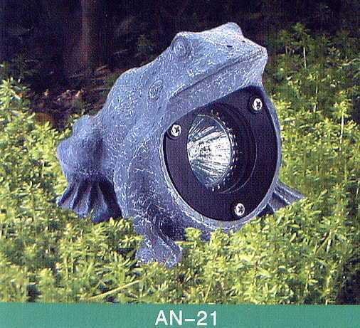 Animal lighting poly resin composit low voltage 12 for Volt electric landscape lighting