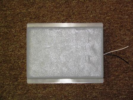 "Kerr Lighting 12 vt Camelot Paver Light 6"" x 9"" for Walk, Patio, Driveway,& Pool Deck Installation"
