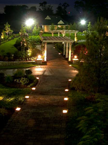 Landscape Lighting - Solar, LED, & 12-V