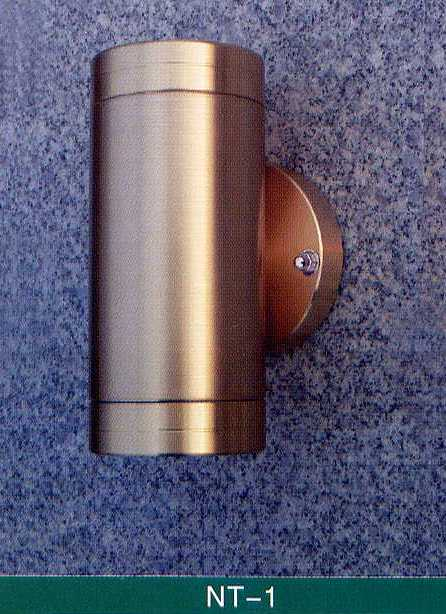 Wall Lighting - Solid Cast Brass - Low Voltage 12 Volt Landscape Fixture - NT-1 TJB-INC Online ...
