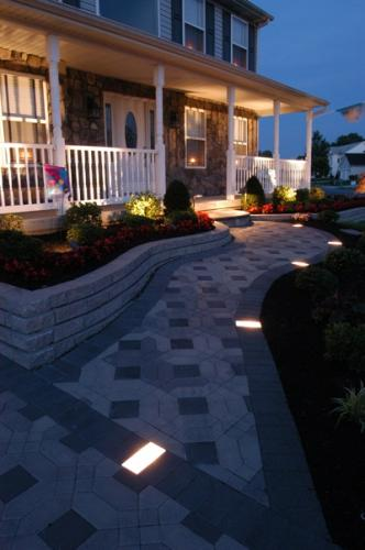 Kerr Lighting Residential Paver Lights 4 Quot X 8 Quot For Walk