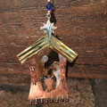 Holy Night Nativity Ornament