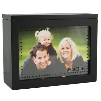 Photo Light Box - Black