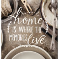 Night Light Insert - Tableware Home Memories