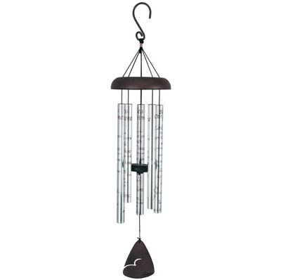 "Signature Series Sonnet 30"" Wind Chimes - Home"