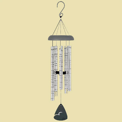"30"" Angel's Arms Signature Series Sonnet Wind Chime"