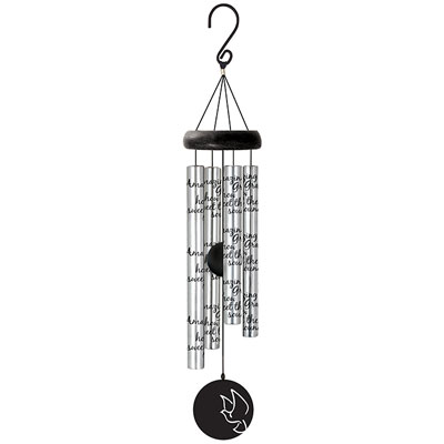 "21"" Signature Series Sonnet Wind Chime - Amazing Grace"