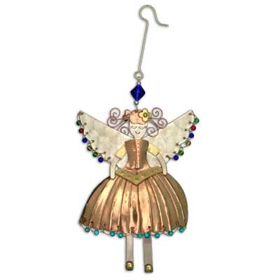 Donna Angel Ornament