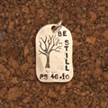 God Tag - Be Still Mini-Thumbnail