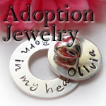 Adoption Gifts for Mommy & the Adopted Child