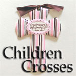 Wall Crosses for Children