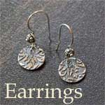 Scripture & Cross Earrings for the Christian Lady