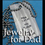 Christian Jewelry Gifts for Father's Day