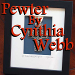 Cynthia Webb Designs Handcrafted Pewter