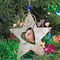 Rising Up Star Ornament