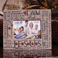 Names of Jesus Photo Frame