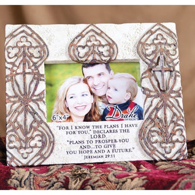 Jeremiah 29:11 Photo Frame - For I Know the Plans…