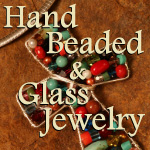Christian and Religious Hand Beaded & Glass Jewelry