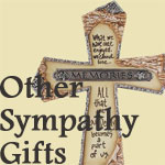 Gifts for bereavement and sympathy