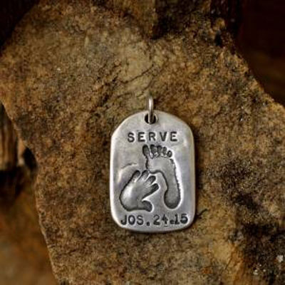 God Tag - Serve